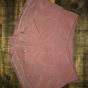 Lululemon shorts size 4 like new